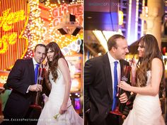 Las Vegas Strip Photo Tour- Amber and Jay Part 2 - Las Vegas Event and Wedding Photographer