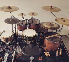 Drums Art, Drum Music, Vintage Drums, Studio Gear, How To Play Drums, Drummer Boy, Drum Kits, Music Stuff, Musical Instruments