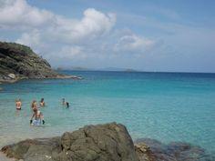 Honeymoon Beach, Mosquito Island, BVI