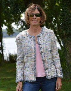 Posts about French Jackets written by maryfunt Couture Sewing, French, Sweaters, Jackets, Exploring, Chanel, Posts, Crafts, Fashion