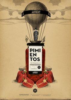 Old fashion grocery store design by Diogo (http://diogo-nascimento.com/)
