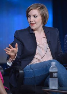 """I still go to a party and say something embarrassing to someone, and then write them a weird e-mail about it the next day, and then write them a text because I think they didn't get the e-mail. No matter what happens with your level of success, you still have to deal with all the baggage that is yourself."" - Lena Dunham"