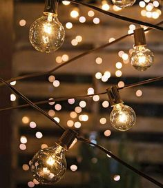 Best Outdoor String Lights 10 Best Outdoor String Lights For Summer Nights  Pinterest  Globe