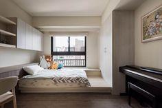 台中125平米利落质感的空间 / 思维空间设计 - 居宅 - 室内设计师网