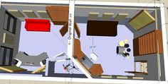 recording studio control angled walls - Google Search