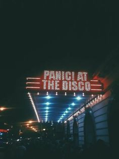 Panic! At The Disco - Vegas Lights