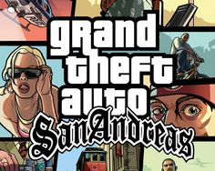 Gta San Andreas Wallpaper Normal Grand Theft Auto San Andreas Front Cover