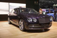 Bentley presenta el nuevo Flying Spur en la Feria Internacional del Automóvil de Barcelona