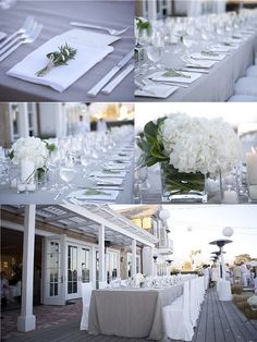 Simple and fun... Big Family Table... I love it...