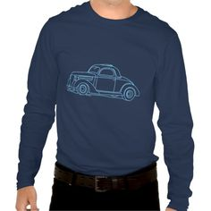 36 Ford 3 Window Coupe Tshirts