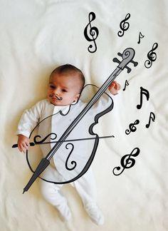 Musician baby xx