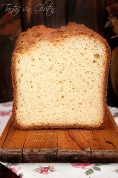 Pan de Brioche en Panificadora #singluten | Cocina