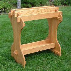 Custom Made Saddle Stand