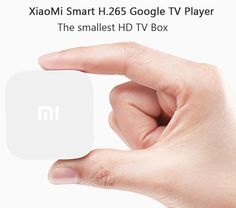 Original XiaoMi MIUI TV Box Dual Band WiFi Bluetooth 4.0 HDMI Single Connection 1GB / 4GB H.265 Decoder Android 4.4.2 MT8685 Quad Core