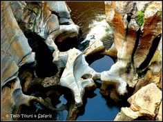 Visit #Bourkesluckpotholes on our 5 Day #Krugerpark #Safari contact carina@tefotours.com