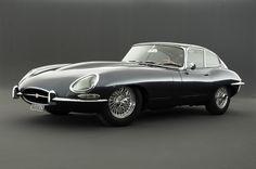 Jaguar E-Type, 1961