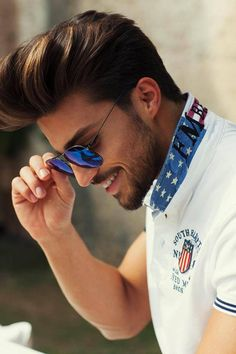 Mariano Di Vaio is stunning