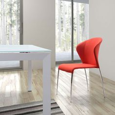 Ochoa Dining Chair | Modern Dining | 4 Bold Colors Available | Eurway