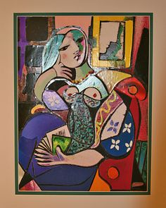 Picasso Collage by Joe Dresch