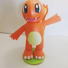 Charmander eu escolho você! #charmander  #pokemons  #pokemon #pokebola  #pokemongo  #festapokemon
