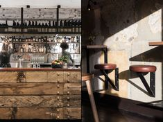 The Nelson Bar by Techne, Melbourne   Australia bar
