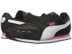 7437d9d09f76 Girls Ciale Toddler   Youth Running Shoe -Black Pink