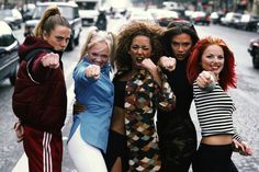 "Must Watch: Female Artists Recreate an Empowering Spice Girls' ""Wannabe"" Video - MISSBISH  ..."