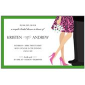 Couples Shower Invitations, Happy Couple Shower, 22044