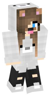 Populaire Minecraft Skins – Name