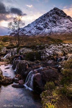 Buchaille Etive Mor - Scotland's Highlands