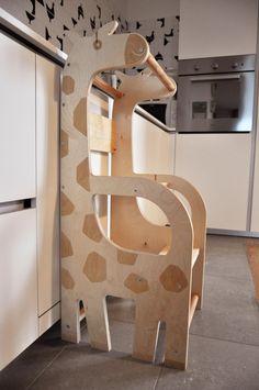 Learning Tower Giraffa