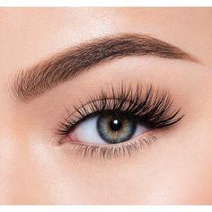 SMOOCHY-MORPHE PREMIUM LASHES (10 PAB) ❤ liked on Polyvore featuring beauty products, makeup, eye makeup and false eyelashes