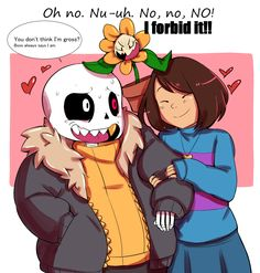 I AGREE WITH FLOWEY FOR ONCE