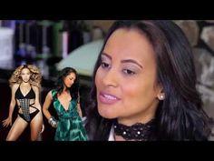 Rlynda a J.Lo Africana no Conversa de Salão - YouTube