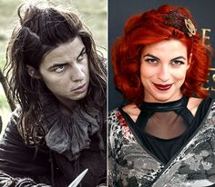 Game of Thrones Cast: What They Look Like Off-Screen!: Natalia Tena