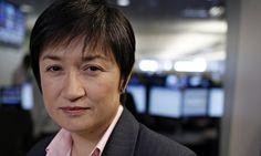 'Feminism is not an extreme term,' says Penny Wong
