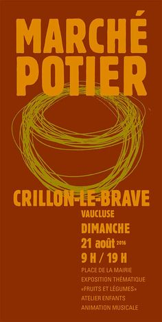 Marche Potier De Crillon Le Brave