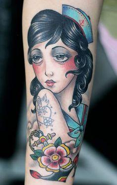 Tattoo Artist - Darwin Enriquez | Tattoo No. 7562