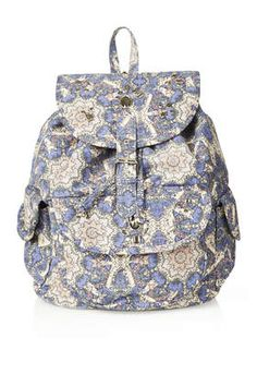 Krazy Kaleidoscope Backpack - Can someone tell me if this is big enough for a school bag with a laptop?