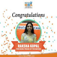 Congratulation Raksha Gopal for becoming the #CBSETopper  #CBSE12thResult