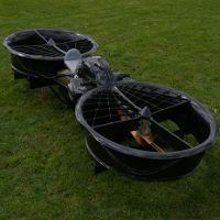 Nadějný prototyp vrtulocyklu (motorníku) http://23d.cz/HI7FbY