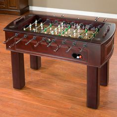 American Heritage Carlyle Foosball Table from Costco.ca
