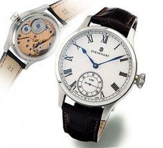 Steinhart MARINE CHRONOMETER 44, Römisch.. Marine Uhren Steinhart Watches mens luxury watch. steinhart #divers #marine #aviation pilots chronographs @calibrelondon