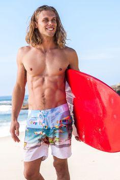 5d304d3e59 31 Best Stylish Men's Swimwear images in 2017   Surf shorts, Bathing ...