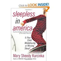 Sleepless in America: Is Your Child Misbehaving or Missing Sleep?