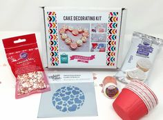 Win! 1 of 3 Cake Decorating Kits by Cake Bag – Valentine's Edition