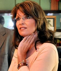 Sarah Palin - This Woman has taken more hateful undeserved crap from the Left and their lapdog media than any other individual in HISTORY........Why? strong, accomplished, pretty, nice, tough, good mother, faithful wife, mayor, governor, MOM...........Sarah, I think you are incredible!!!