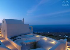 Never want to leave this Paradise on Earth - summer in #Santorini! domesantoriniresort.gr
