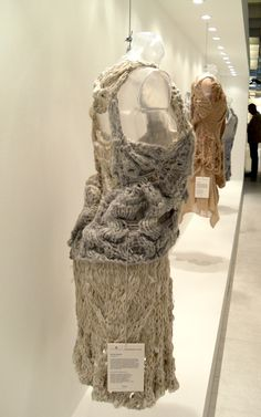 #Parsons The New School for Design  Here #Parsons work with #Baruffa's #Yarns.  http://www.newschool.edu/parsons/academics.aspx