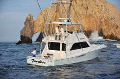 Deep Sea Fishing in Cabo San Lucas, Mexico. Been there, done that, let's do it again!!